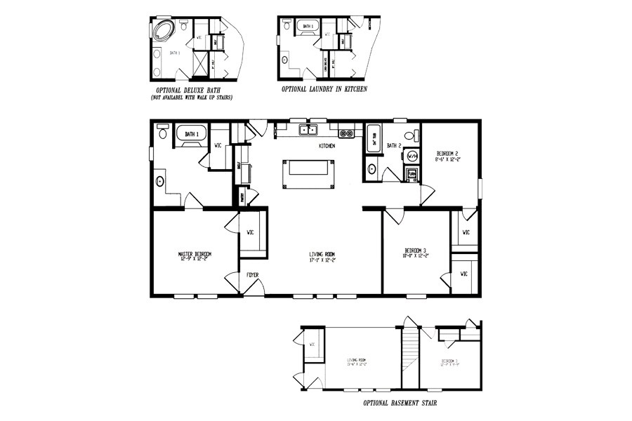 The 5028-267 Floor Plan